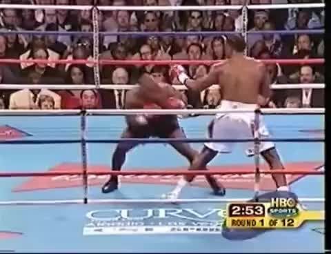 Watch tyson vs lewis GIF on Gfycat. Discover more jab GIFs on Gfycat