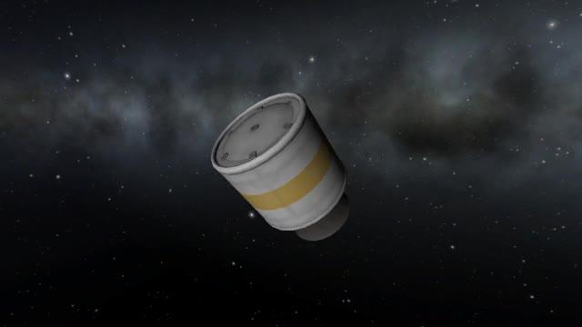"""Watch RT-5 """"Flea"""" Revamp GIF by Kerbal Space Program (@kerbalspaceprogram) on Gfycat. Discover more Flea, KSP, Kerbal Space Program, RT-5, Revamp, Update 1.5 GIFs on Gfycat"""