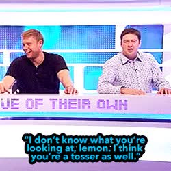 Watch and share British Comedy GIFs and Jason Manford GIFs on Gfycat