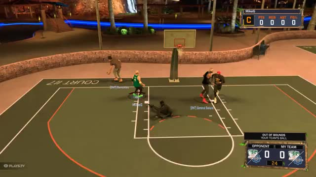 Watch and share Nba 2k17 GIFs and Mypark GIFs by mike_g_ on Gfycat