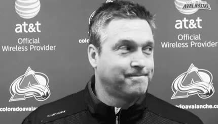 Watch and share Colorado Avalanche GIFs and Patrick Roy GIFs on Gfycat