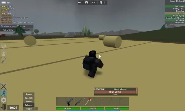 Watch and share RobloxPlayerBeta 2019-02-03 01-09-31-742 GIFs by tohkeyoh on Gfycat