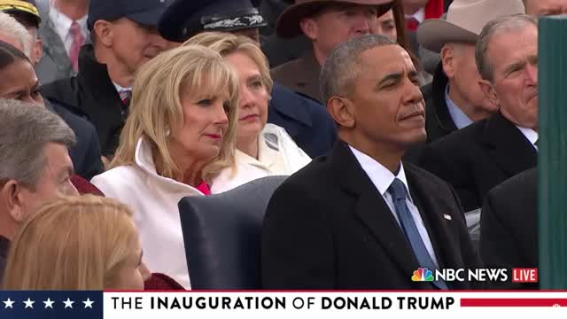 Watch Obama at Trump's Inauguration GIF by @pluxar on Gfycat. Discover more Barack Obama, Donald Trump, Inauguration, Obama, Trump GIFs on Gfycat