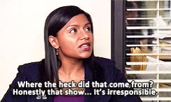 Watch the office * mine ellie kemper kelly kapoor Mindy Kaling erin hannon h8 this colouring oh well GIF on Gfycat. Discover more related GIFs on Gfycat