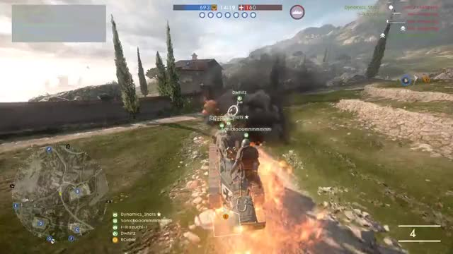 Watch Flame Tank GIF on Gfycat. Discover more battlefield 1, battlefield_one, bf1 GIFs on Gfycat