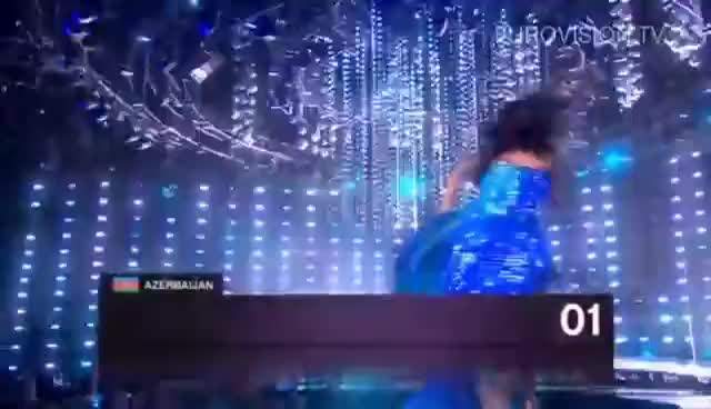 Watch and share Safura Drip Drop GIFs and Eurovision 2010 GIFs on Gfycat