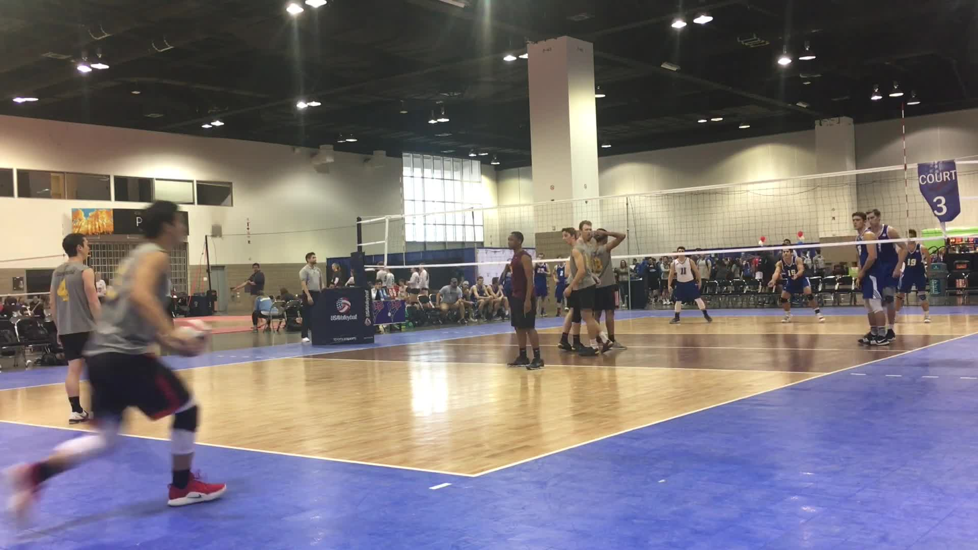 Claremont Colleges Club Volleyball, Sports, Claremont vs Lakers GIFs