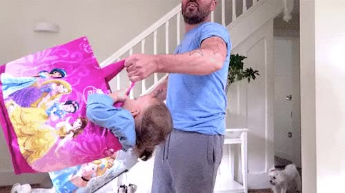 Watch this fathers day GIF on Gfycat. Discover more emilia tommasina, fathers day, happy fathers day, jonathan joly, sacconejolys, the best dad, vlog: the best idea ever GIFs on Gfycat