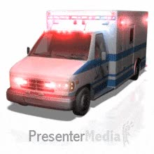 Watch and share ID# 5061 - Ambulance Flashing Lights - PowerPoint Animation GIFs on Gfycat