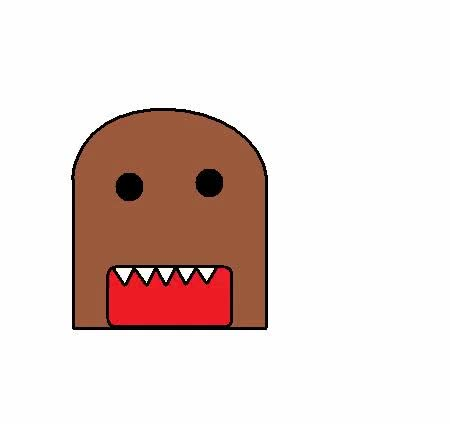 Watch and share Domo Moving By Lelouch Kitty Rg GIFs on Gfycat