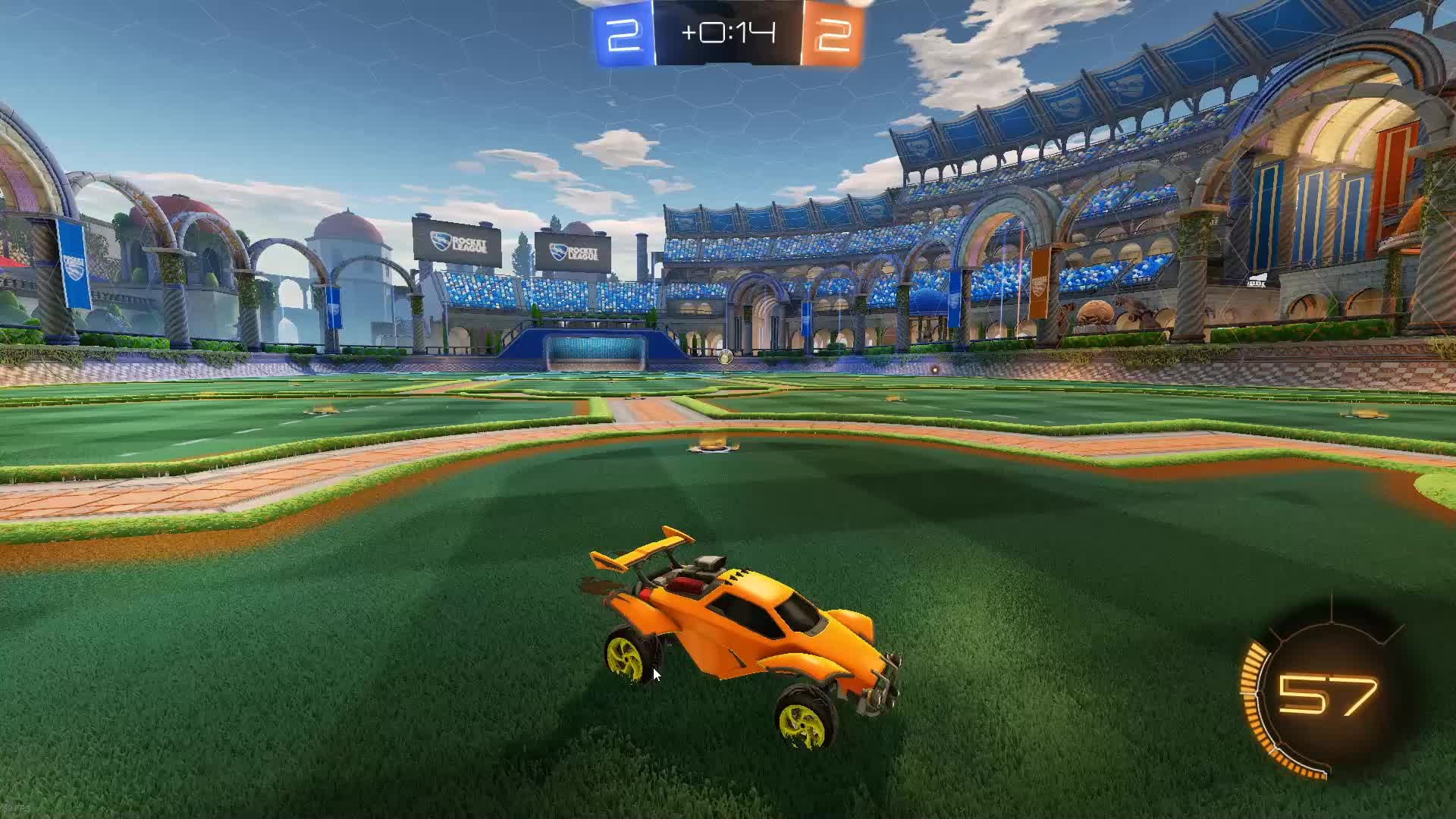 Rocket League Gods on my side GIFs