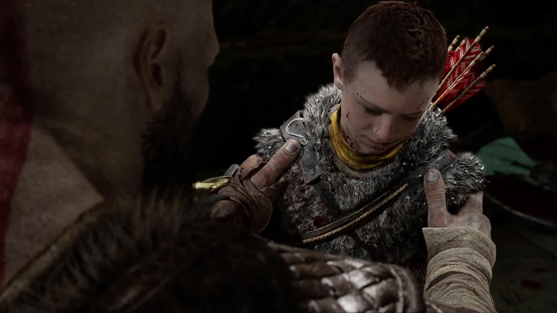 Atreus, Cory Barlog, E3, E3 2017, Gameplay, God of War, Incredible, Kratos, Mythology, Norse, God of War - Bringing Atreus to Life | PS4 GIFs