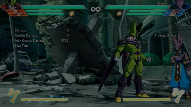 Watch Simple GIF by Leo G. Seldon (@mouzhappy) on Gfycat. Discover more Cell, FighterZ, cell loop, corner, dbfz GIFs on Gfycat
