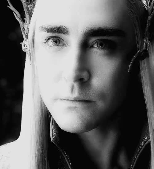 Watch and share Thranduil Imagine GIFs and Thranduil's Elk GIFs on Gfycat