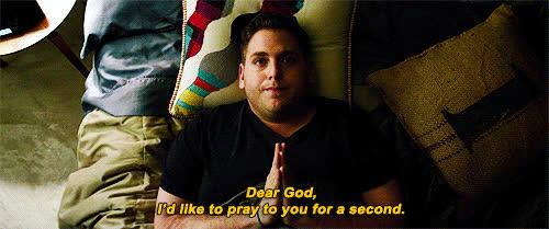 Jonah Hill, pray, prayer, praying, Praying GIFs