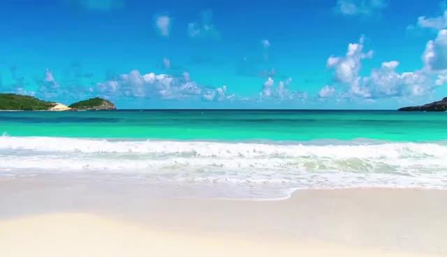 Tropical Island Beach Ambience Sound: Find, Make & Share Gfycat GIFs
