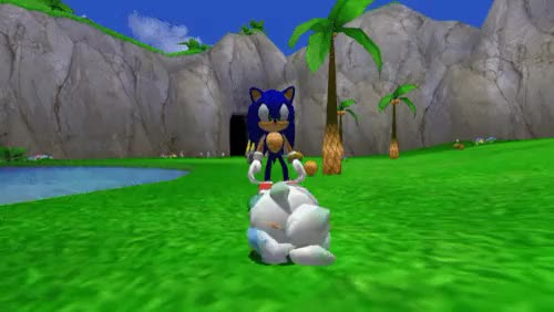 Watch and share Sonic The Hedgehog GIFs and Sonic Adventure 2 GIFs on Gfycat