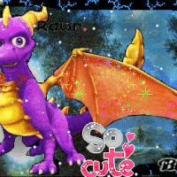 Glitter Spyro GIFs