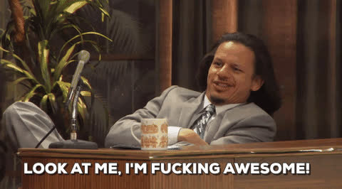 Eric Andre,  GIFs