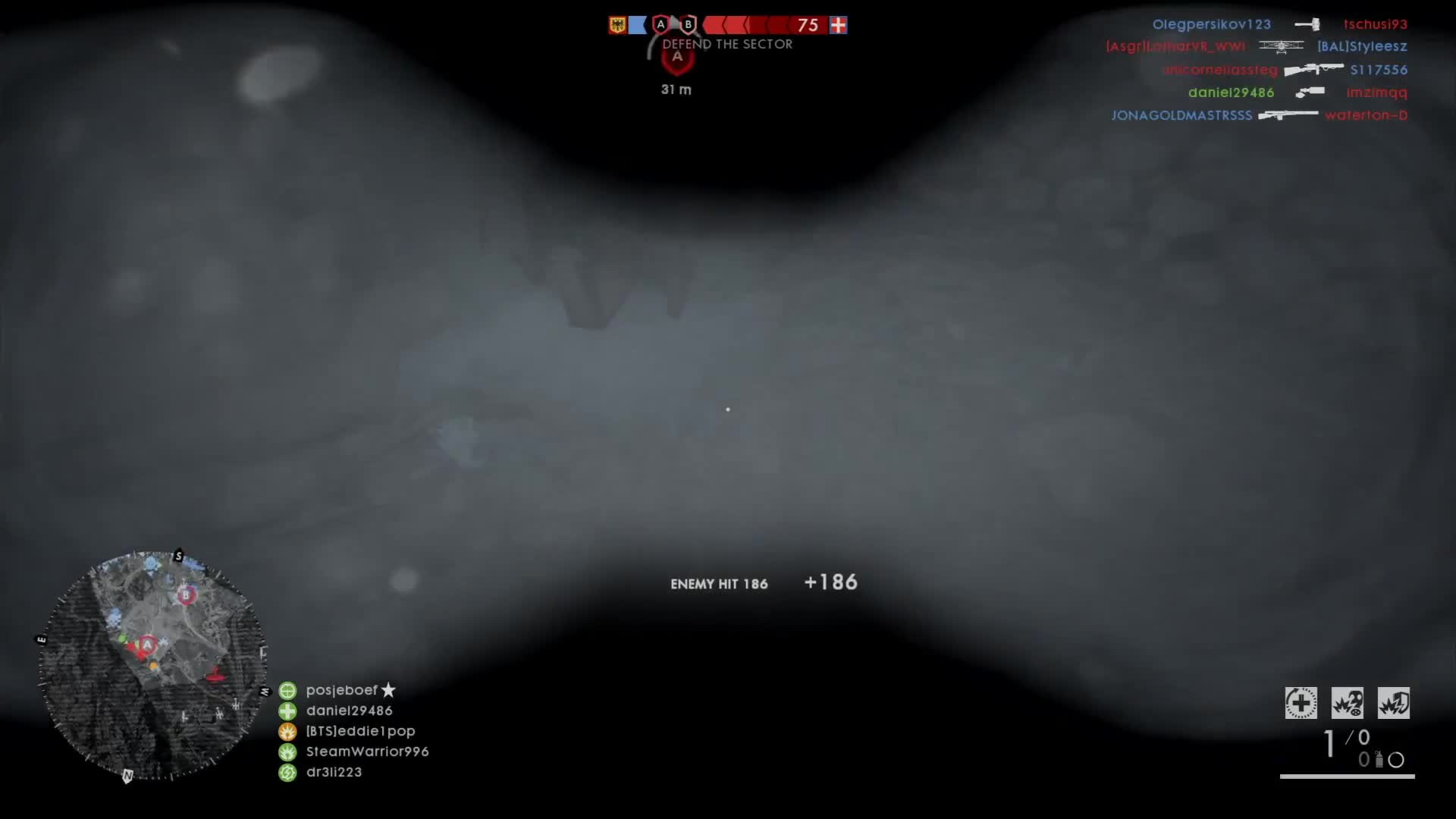 battlefield1, gaming, mp18 trench, MP18>Hellriegel GIFs