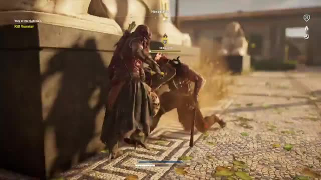 Watch and share Assassin's Creed® Origins 20180127130953 GIFs by scuffz on Gfycat
