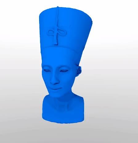 Watch and share Nefertiti Bust GIFs by athertonkd on Gfycat