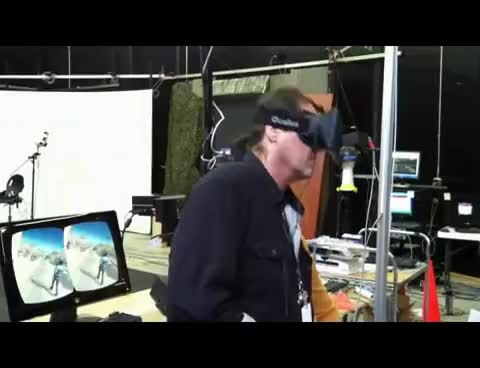 Oculus Rift, Oculus Rift GIFs