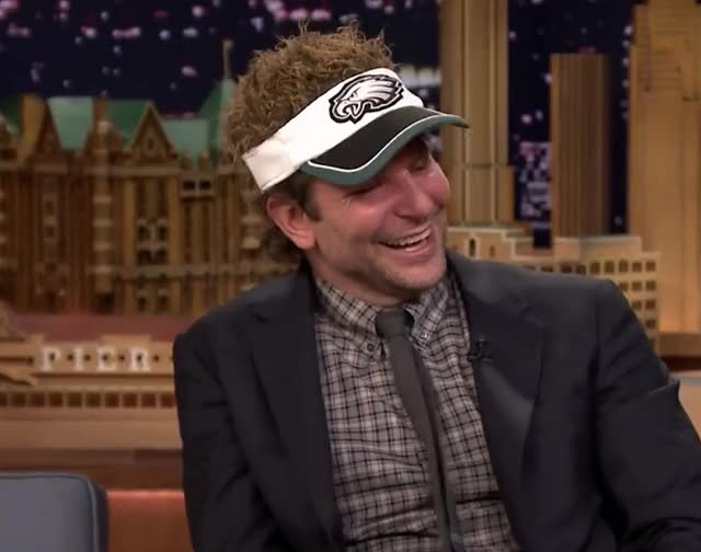 Watch this bradley cooper GIF by GIF Queen (@ioanna) on Gfycat. Discover more bradley cooper, cry, epic, fallon, funny, haha, hats, hehe, hilarious, jimmy, joke, joking, laugh, laughing, lmao, lmfao, lol, show, tennis, tonight GIFs on Gfycat