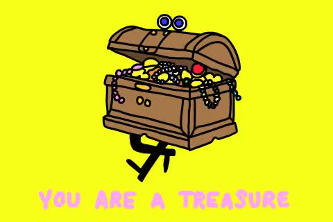 Watch and share Treasure GIFs on Gfycat