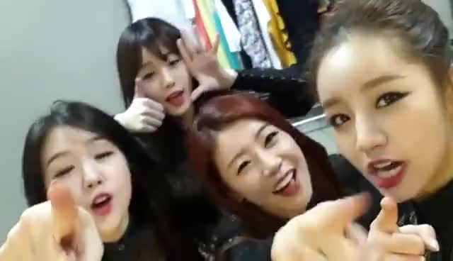 Watch girlsday GIF on Gfycat. Discover more related GIFs on Gfycat