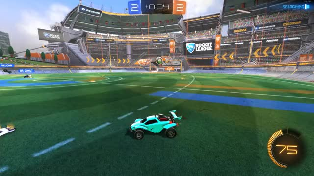 Watch and share Rocket League 2018.08.05 - Flip Reset (bandit) GIFs by Justin G. on Gfycat