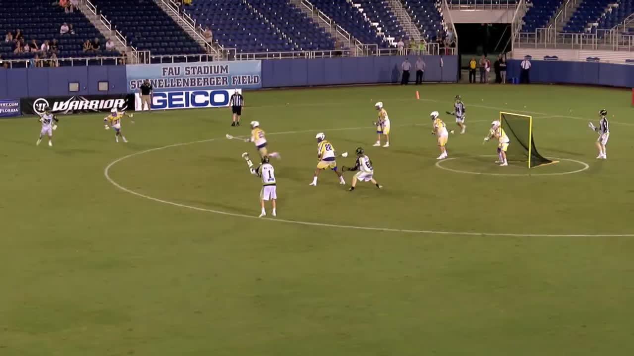 lacrosse, Matt Gibson scores vs Florida GIFs