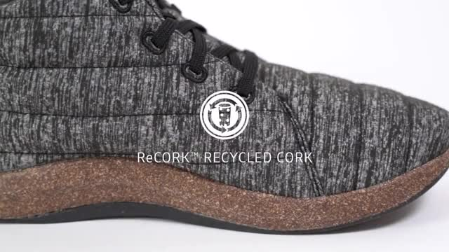The World's Most Eco-Friendly Shoe [60 Second Teaser]