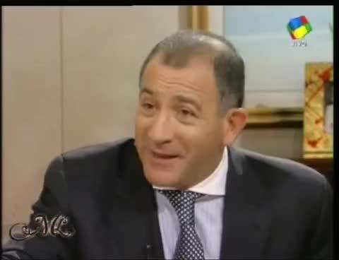 Watch and share Elisa Carrio Con Luis Juez En Programa De Mirta 2/2 GIFs on Gfycat