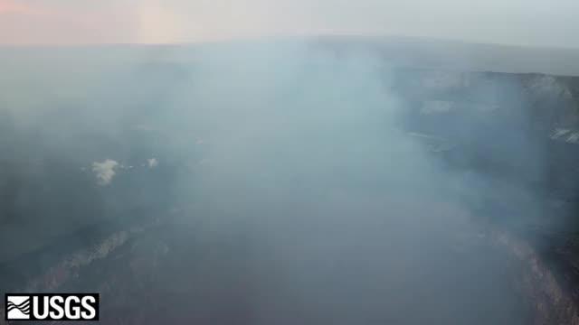 Watch and share Kilauea Volcano GIFs on Gfycat