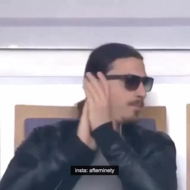 Watch and share Zlatan GIFs on Gfycat