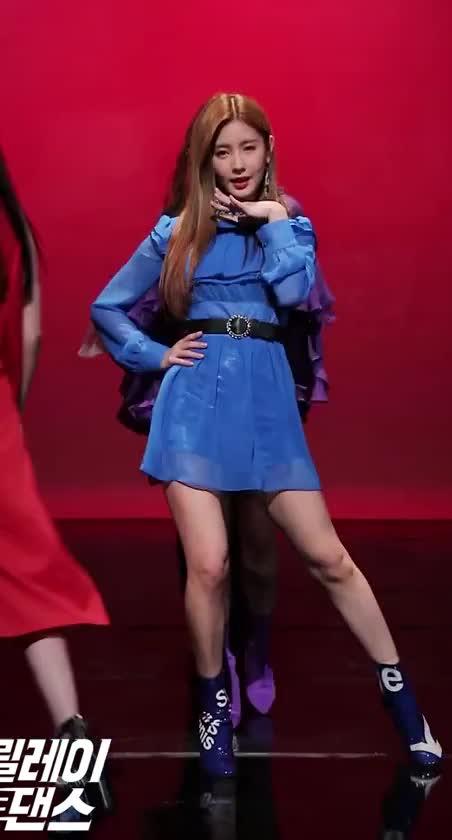 i-DLE - Miyeon - Senorita Relay Dance