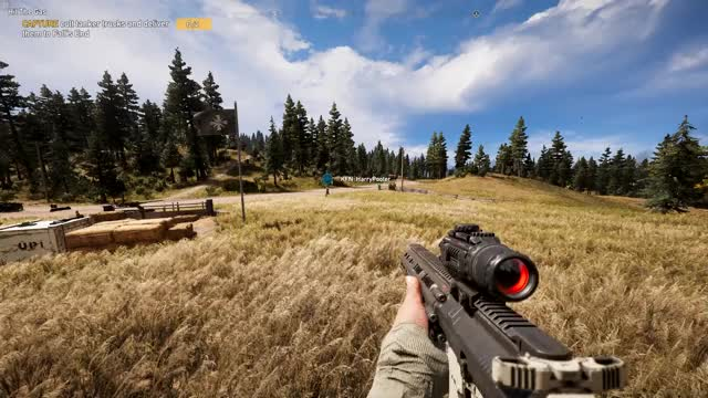 Watch and share Far Cry 5 03.27.2018 - 02.26.19.03.DVR GIFs on Gfycat