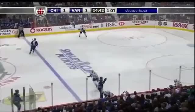Watch and share Alexandre Burrows GIFs and Vancouver Canucks GIFs on Gfycat
