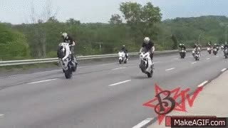 Watch and share Motorcycle CRASH Compilation Video 2014 Stunt Bike CRASHES Motorbike ACCIDENT Stunts FAIL GONE BAD GIFs on Gfycat