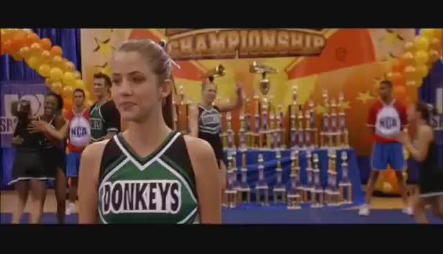 Watch and share Dodgeball Purple Cobras Entrance GIFs on Gfycat