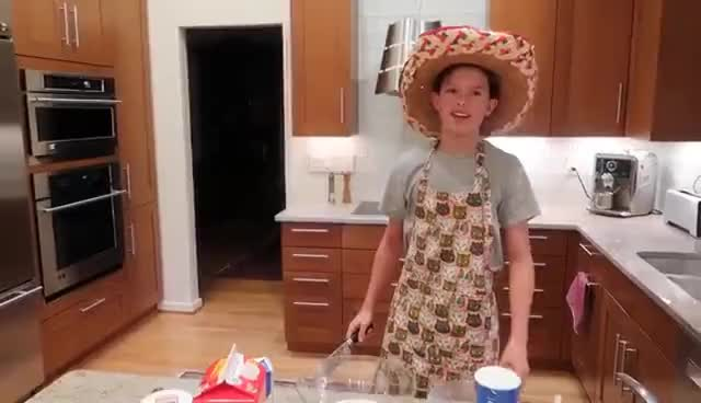 Watch and share COOKING WITH JACOB // Jacob Sartorius GIFs on Gfycat
