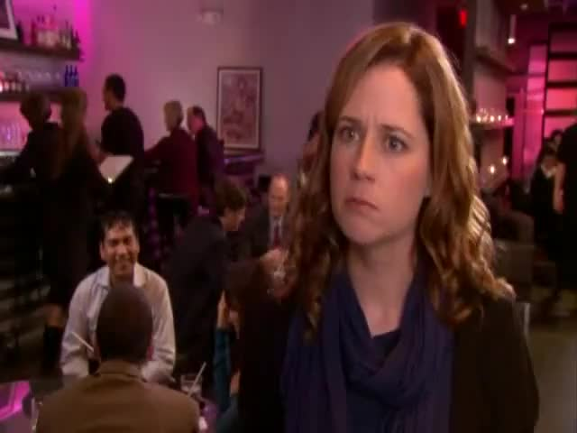 Watch and share The Absolute Best GIFs and Pam Beesly GIFs on Gfycat