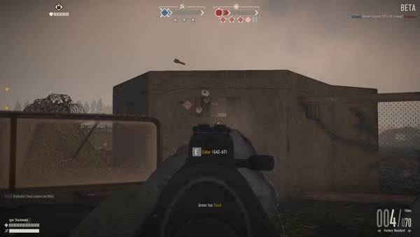heroesandgenerals, Maschinepistole 34 gives you wings! (reddit) GIFs