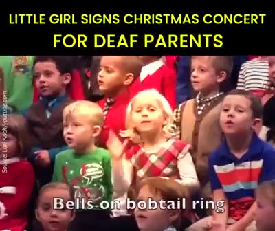 Watch and share Sign Language GIFs and Christmas GIFs by recklesslemon on Gfycat