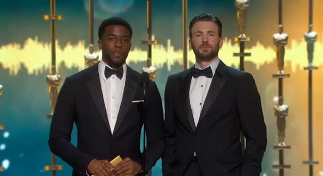 Watch and share Chadwick Boseman GIFs and Chris Evans GIFs by Reactions on Gfycat