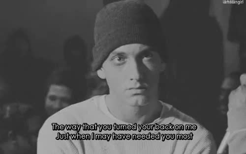 Watch and share Slimshady GIFs and Eminem GIFs on Gfycat