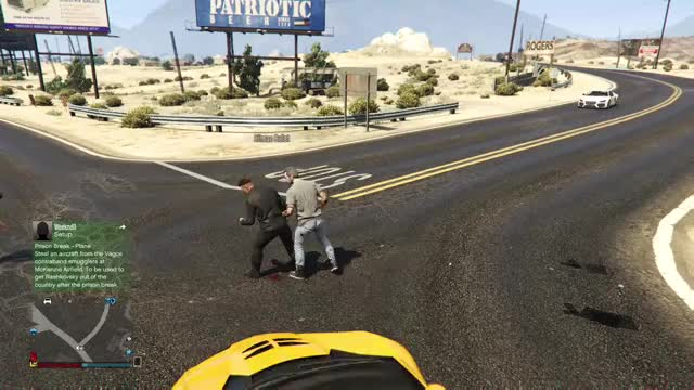Watch Double Knock Out GIF on Gfycat. Discover more gtav GIFs on Gfycat