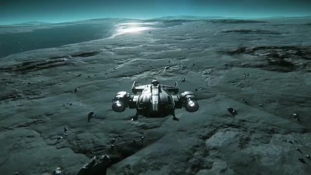 Watch Cutlass landing on yela GIF by @jonrellim on Gfycat. Discover more cloud imperium, roberts space industries, star citizen GIFs on Gfycat