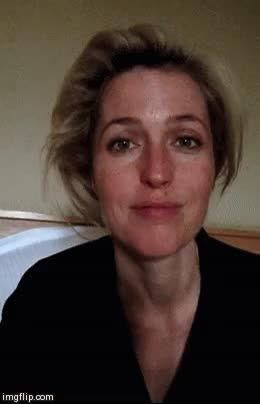 Watch and share Motivation Monday GIFs and Gillian Anderson GIFs on Gfycat